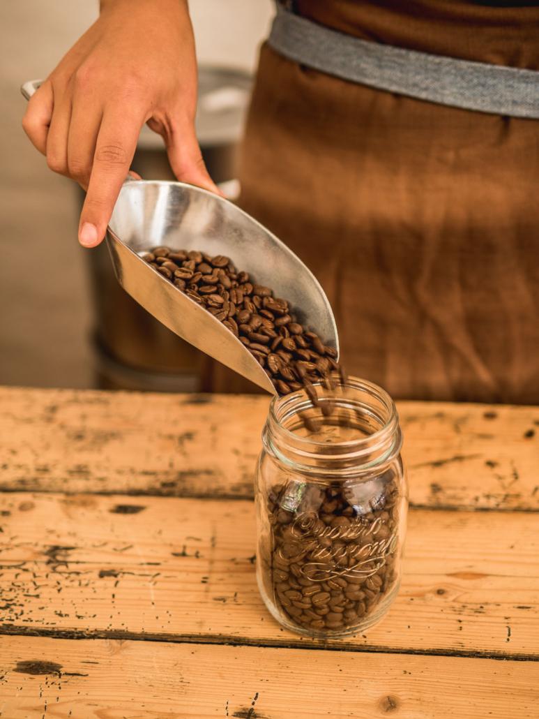 Kaffee unverpackt kaufen