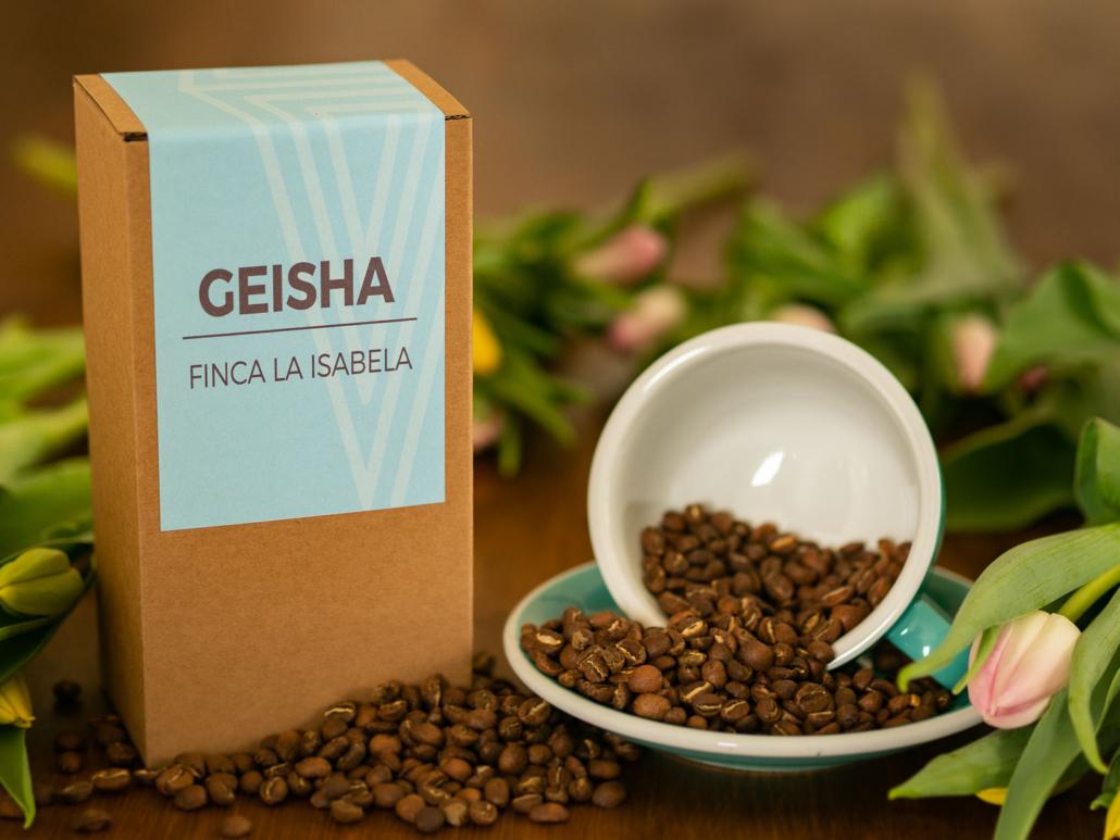 Spezialröstung Geisha La Molienda